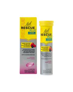 Dr Bach Rescue Plus 15 eff tabs berries flavour