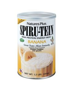 Nature's Plus Spiru-Tein Banana 544 gr