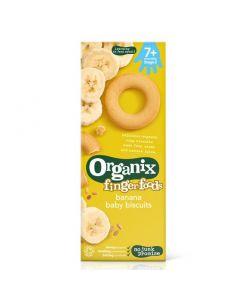 Organix finger foods Banana Baby Biscuits 54 gr