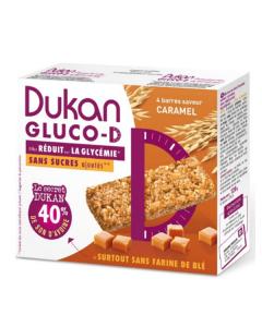 Dukan Caramel Gluco-D Bars 120 gr