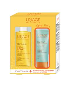 Uriage Bariesun SPF50+ Spray 200 ml & Repairing Balm After Sun 150 ml