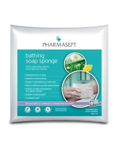 Pharmasept Bathing Soap Sponge 8 + Free 2 pcs