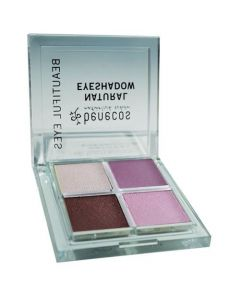 Benecos Natural Eyeshadow Quattro Beautiful Eyes 8 gr