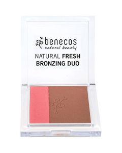 Benecos Natural Fresh Bronzing Duo California Nights 8 gr