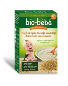 Bio Bebe Whole grain rice cereal 200 gr