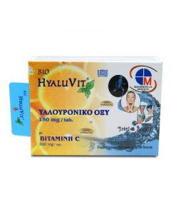 Medichrom Bio HyaluVit 30 tabs
