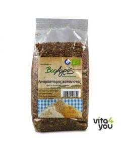 Bio-Agros Flax seeds ground 350 gr