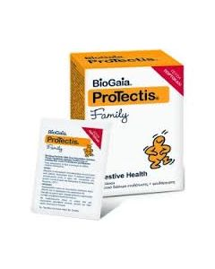 Biogaia Protectis Family 7 sachets orange