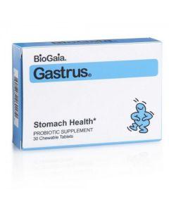 Biogaia Gastrus 30 chewable tabs mandarin mint flanor