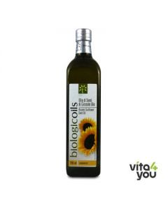 Biologic Oils Sunflower oil 750 ml