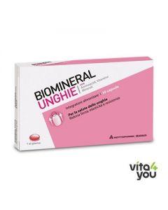 Biomineral Unghie 30 caps