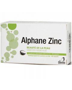 Biorga Alphane Zinc Peu 60 caps