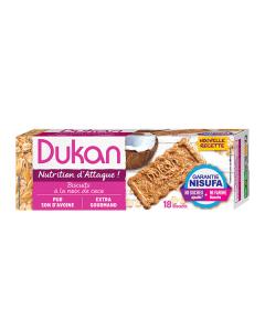 Dukan Coconut Oat Bran Biscuits 225 gr