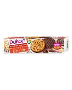 Dukan Chocolate Oat Bran Biscuits Chia Seeds 160 gr