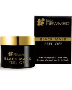 New Med Black Mask Peel Off 50 ml