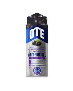 Ote Caffeine Energy Gel Blackcurrant 56 gr