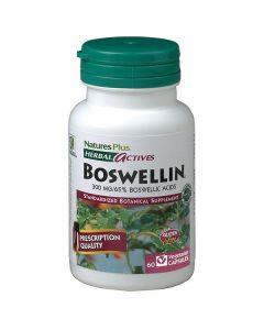 Nature's Plus Boswellin 300 mg 60 veg.caps