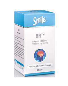 Smile BR Brain Support 60 caps