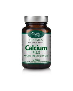 Power Health Classics Platinum Calcium Plus 30 tabs