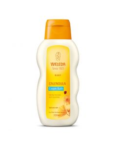 Weleda Baby Calendula Cream Bath 200 ml