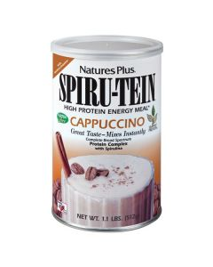 Nature's Plus Spiru-Tein Cappuccino 512 gr