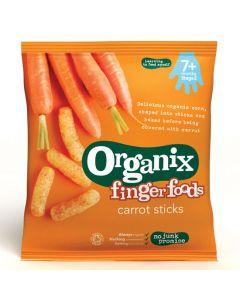 Organix finger foods Carrot Sticks 20 gr