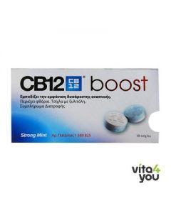CB12 Boost strong mint 10 gums