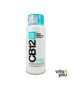 CB12 Στοματικό Διάλυμα Mild 250 ml
