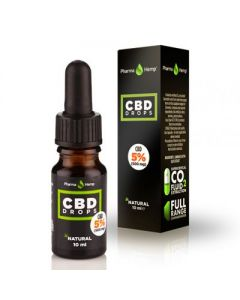 Pharma Hemp CBD Drops 5% 10 ml