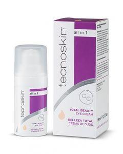 Tecnoskin Total Beauty CC Eye cream 15 ml