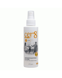 Cer'8 Insect Repellent Lotion 125 ml