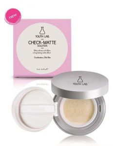 Youth Lab Check Matte Solution Compact combination oily skin 12 ml