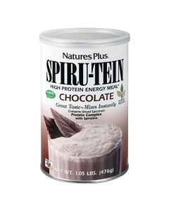 Nature's Plus Spiru-Tein Chocolate 476 gr