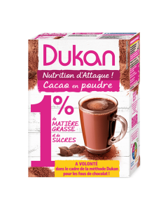 Dukan Cocoa powder 1% 200 gr