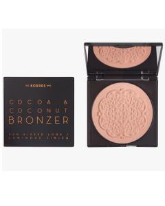 Korres Cocoa & Coconut Bronzer 01 Light shade 10 gr