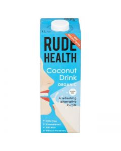 Rude Health Coconut Drink Organic 1 lt