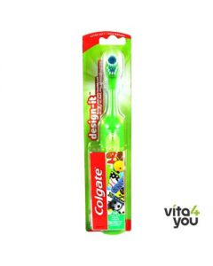 Colgate Design-it Toothbrush Kid Extra Soft Boy