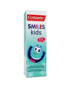 Colgate Smiles Children's Toothpaste 0-5 years 50 ml