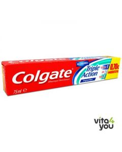 Colgate Triple Action Toothpaste 75 ml