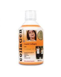 Medichrom Energy Liquid Collagen with Hyaluronic acid Lemon 500 ml