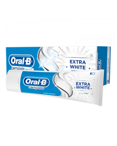 Oral-B Complete Extra White Toothpaste 75 ml