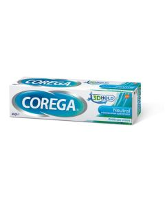 Corega 3D Hold Neutral cream 40 gr