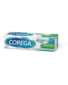 Corega 3D Hold Untra Fresh cream 40 gr