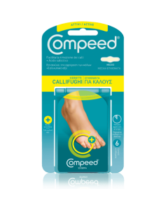 Compeed Active Κάλοι Medium 6 plasters