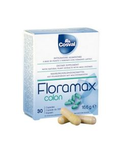 Cosval Floramax Colon 30 Caps