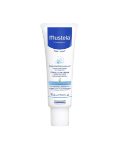 Mustela Cradle Cap cream 40 ml