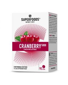 Superfoods Cranberry 5000 90 tabs