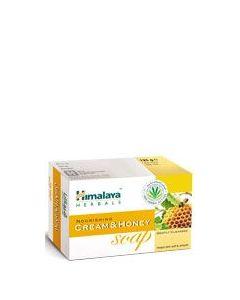 Himalaya Nourishing Cream & Honey Soap 75 gr