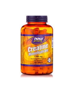 Now Sports Creatine Monohydrate 1200 mg 150 tabs