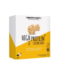 Power Health Healthy & Tasty High Protein Crunchers vanilla 24 gr